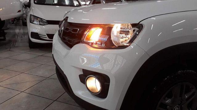 Renault Kwid Intense 1.0 2022 Okm Entrada + 999 Mensais Venha Conferir !!! - Foto 3