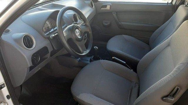 VW Gol 1.0 GIV 2009 Branco Completo, Exc. Estado. - Foto 9