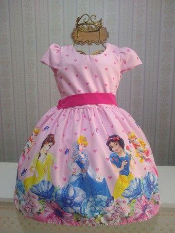 Vestido temático infantil  - Foto 4