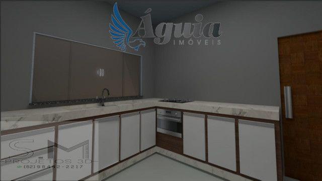 Casa de 3 quartos no Residencial Vale do Araguaia em Goiânia! - Foto 9