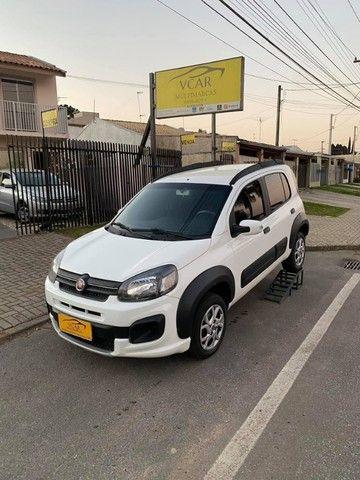 Fiat Uno Vivace Way 1.0 2018 completo faça uma simulação on line