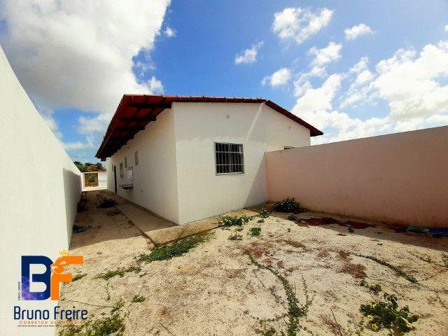 Casa em Paracuru Sem Entrada 2 Quartos casa verde amarela - Foto 8