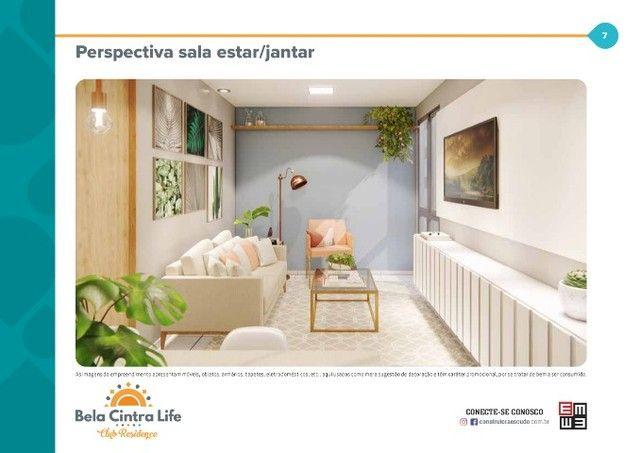 Escudo construção, condominio bela life - Foto 5