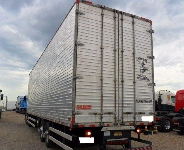 Caminhão Vw Costellation Bitruck 24-280 13/13 - Baú Seco - Foto 3