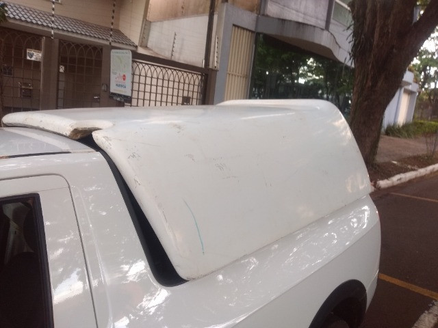 Capota fibra Fiat Strada - Foto 4