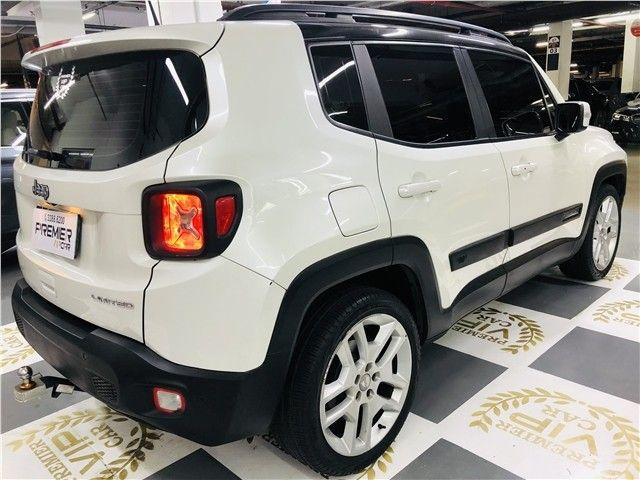 Jeep Renegade 2019 1.8 16v flex limited 4p automático - Foto 8