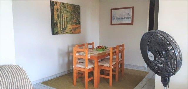 Apartamento em Ponta de Campina com 03 quartos, sala e vaga de garagem - Foto 3