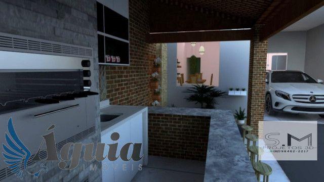 Casa de 3 quartos no Residencial Vale do Araguaia em Goiânia! - Foto 3