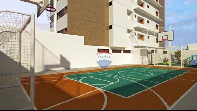 Excelente apartamento à venda, em fase de construção, com 110 m² e área de lazer completa  - Foto 15