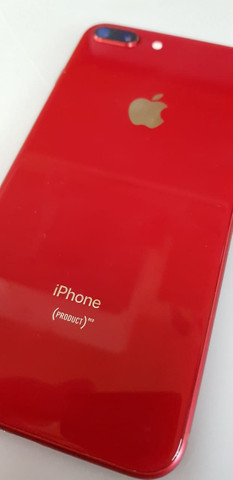IPhone 8 Plus 64gb - Product Red (LEIA)