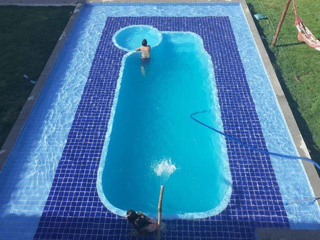 Chácara para eventos com piscina e quiosque  - Foto 9