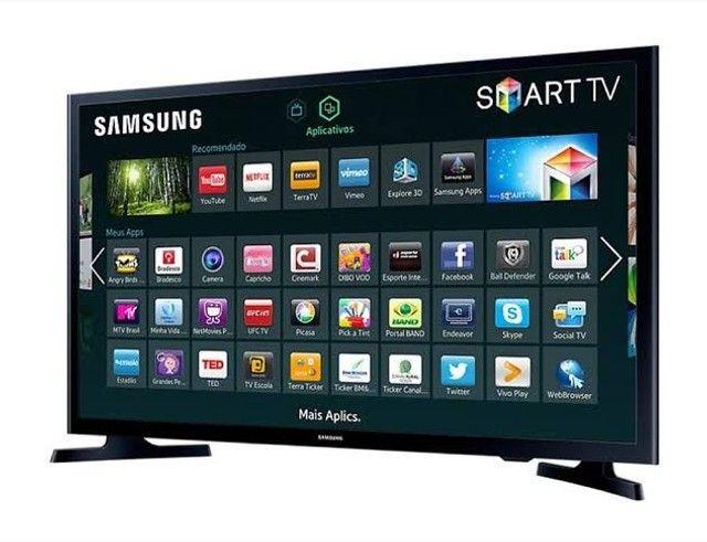 """Tv Samsung 49"""" para retirada de peças"""