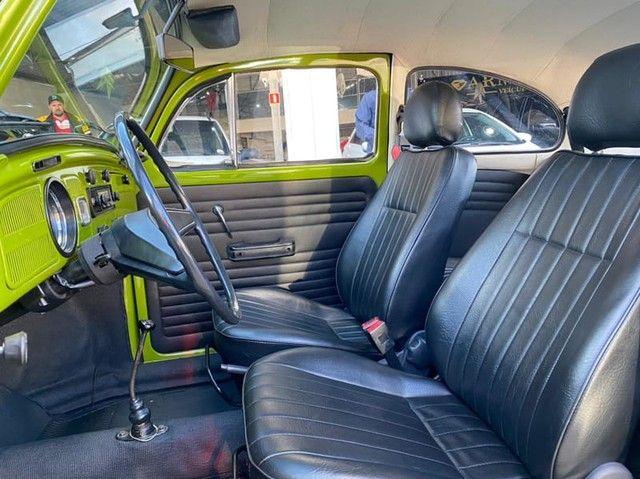 Volkswagen FUSCA 1600 - Foto 8