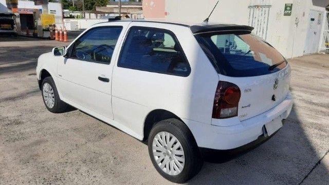VW Gol 1.0 GIV 2009 Branco Completo, Exc. Estado. - Foto 4