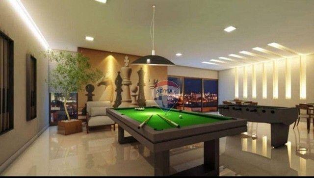 Excelente apartamento à venda, em fase de construção, com 110 m² e área de lazer completa  - Foto 6