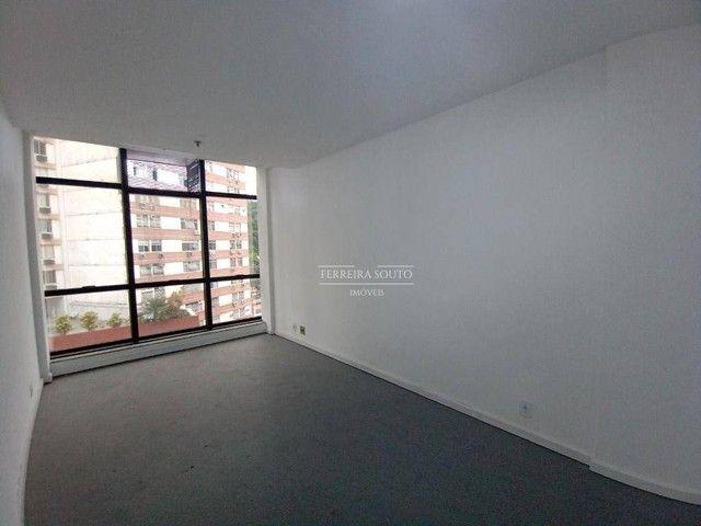Sala para alugar, 26 m² por R$ 1.000,00/mês - Icaraí - Niterói/RJ - Foto 9