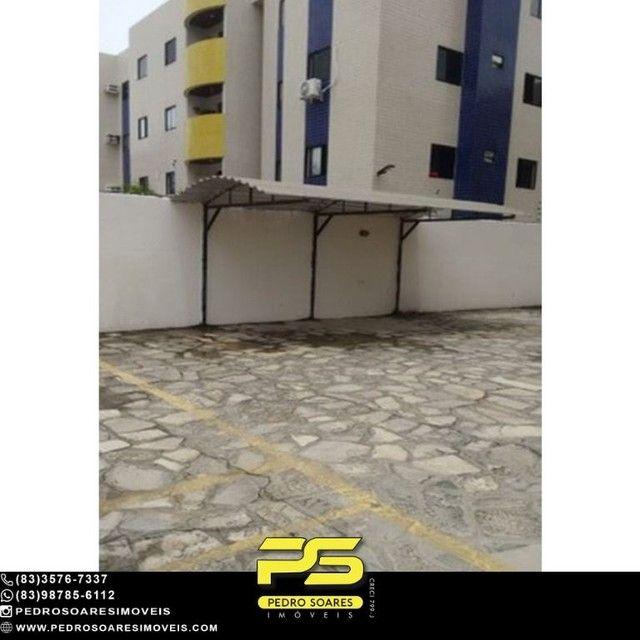 Apartamento com 3 dormitórios à venda, 70 m² por R$ 150.000 - Jardim Cidade Universitária  - Foto 4
