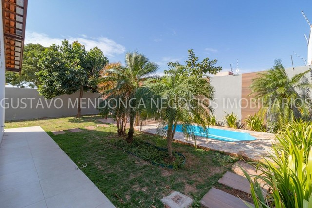 Casa térrea no Rita Vieira 1 toda reformada, com piscina e no asfalto! - Foto 9