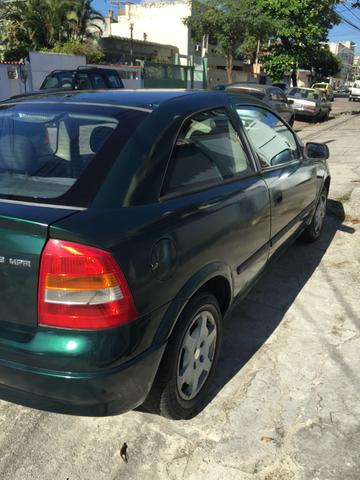 ASTRA HATCH VERDE 1.8 ANO 2000 COMPLETO
