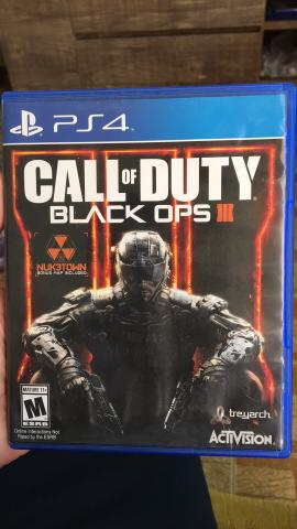 Call of duty black ops 3 jogo ps4