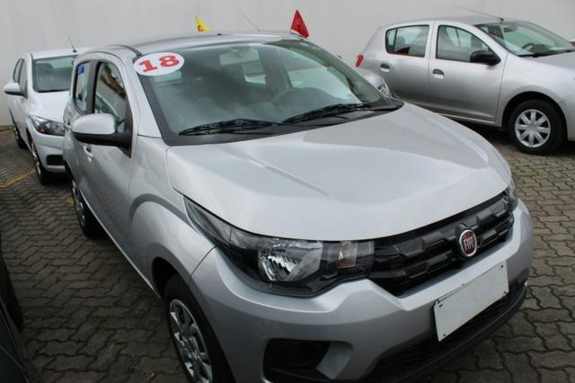 Fiat Mobi 2018 - Abaixo da Fipe - ipva 2019 * transferencia cortesia - Foto 4