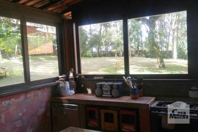 Casa de condomínio à venda com 3 dormitórios em Aconchego da serra, Itabirito cod:114180 - Foto 17