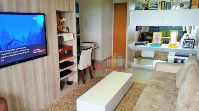 Vende-se lindo apartamento SEMI-MOBILIADO em Mossoró