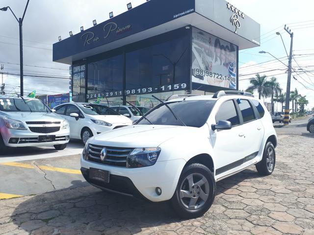 Renault Duster Tech Road 2.0 - Top - 14/15 - Aceito Carro e Financio