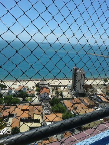 Apartamento, mobiliado em Fortaleza na praia de Iracema - Foto 15
