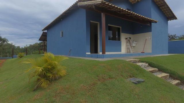 Jaboticatubas, sítio novo de 1370m, com casa de dois quartos. WhatAap * Guilherme - Foto 6