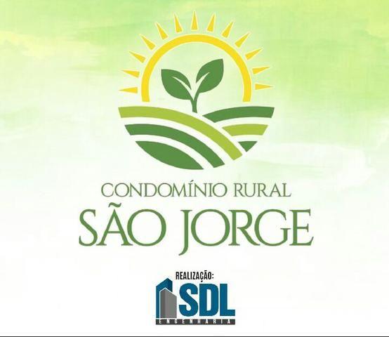Chácara São Jorge - 1.000 m2 - R$ 170,00 parcelas - ÚLTIMAS UNIDADES ! - Foto 2