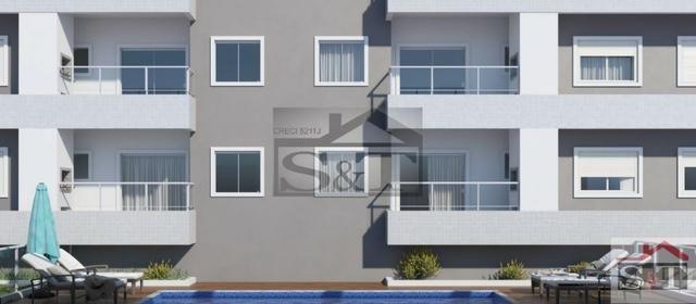 S&T% Apartamento com 3 dormitórios, sendo 1 suíte, nos Ingleses! 41 98454-8414