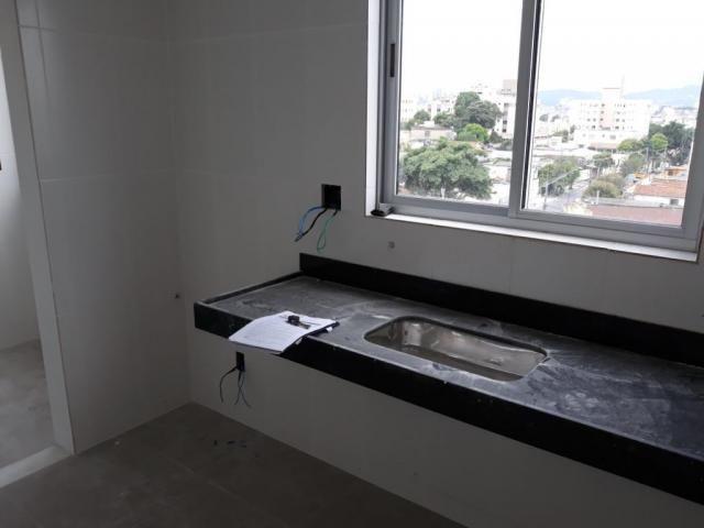 Apartamento garden com 2 dormitórios à venda, 89 m² por r$ 434.000,00 - caiçara - belo hor - Foto 7