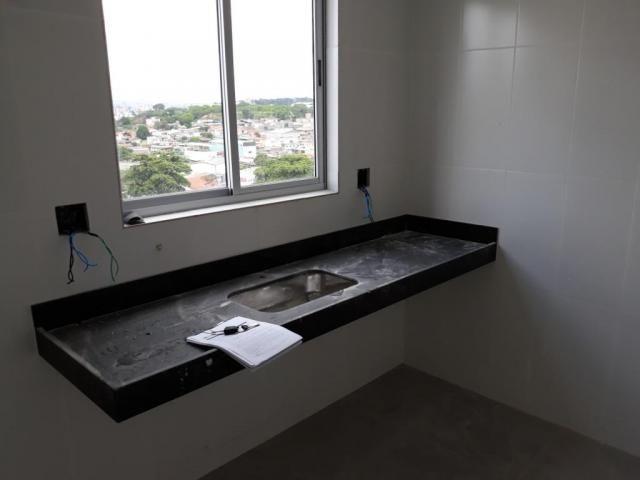 Apartamento garden com 2 dormitórios à venda, 89 m² por r$ 434.000,00 - caiçara - belo hor - Foto 6