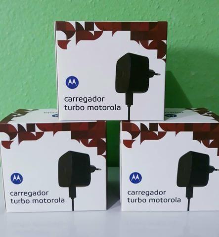 Carregador Motorola 40 $