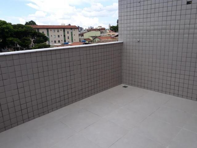 Apartamento garden com 2 dormitórios à venda, 89 m² por r$ 434.000,00 - caiçara - belo hor - Foto 11
