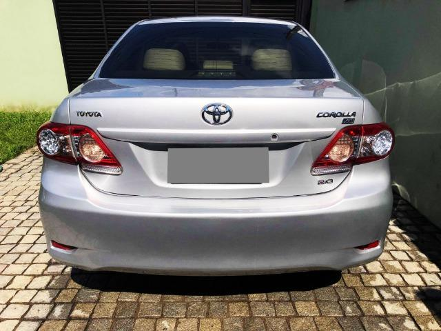 Toyota Corolla XEi 2.0 Flex 16V Automático Muito Novo Pouco Rodado com Gnv 5ª G - Foto 4
