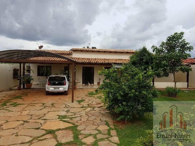 Linda Casa 3 sts Rua 8 Lt 800 mts Ernani Nunes - Foto 11