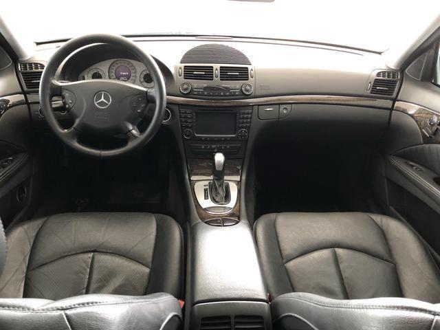 Mercedes-Bens E 320 ano 2004 impecável - Foto 10