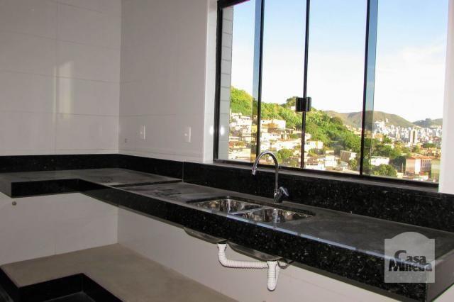Apartamento à venda com 3 dormitórios em Nova granada, Belo horizonte cod:249035 - Foto 17