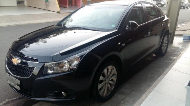 Gm - Chevrolet Cruze LTZ - Novo demais