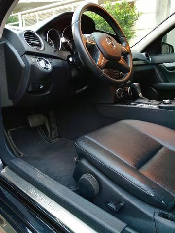 Mercedes C180 Sport 1.6 Turbo - Baixa km - Foto 9
