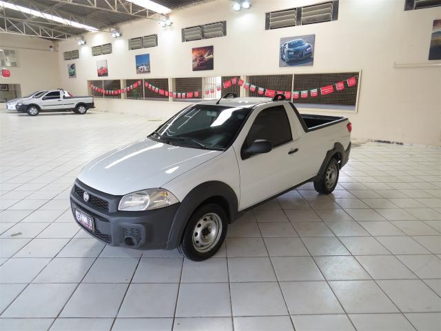 Fiat Strada 2014/2014 1.4 Working CS Flex 2P - Foto 4