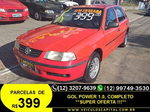 VOLKSWAGEN GOL 1.6 POWER 2002 - Foto 2