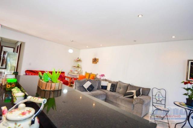 Villarinho vende casa com 3 dormitórios, 1 suíte,124 m² aréa const- terreno 300m² -600.000 - Foto 7