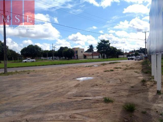 Área com frente para avenida das Palmeiras - Foto 6