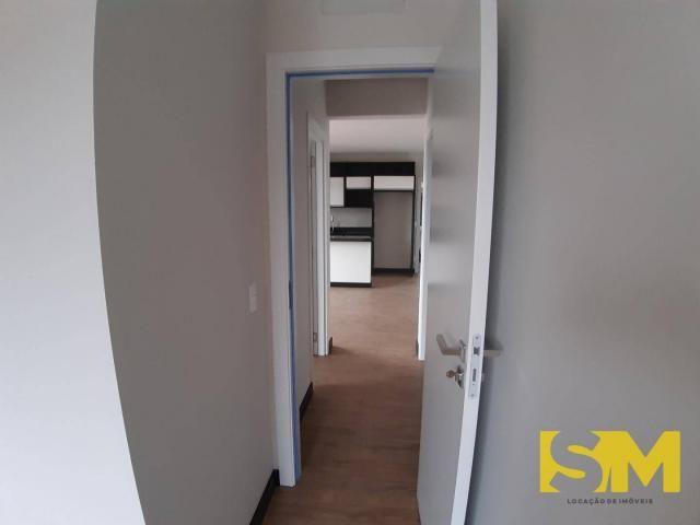 Apartamento com 2 dormitórios para alugar, 72 m² por R$ 1.700/mês - Bom Retiro - Joinville - Foto 17