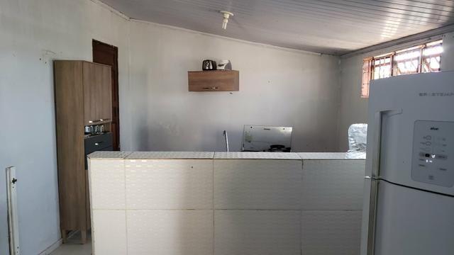 Casa simples com iptu 3quartos lote 270m2 rua 8vila São José Vicente Pires - Foto 9