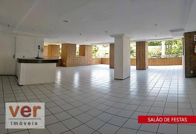 Apartamento à venda, 90 m² por R$ 349.000,00 - Cocó - Fortaleza/CE - Foto 15