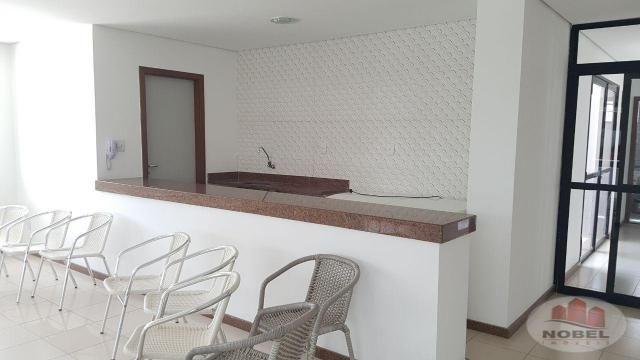 Apartamento à venda com 3 dormitórios em Ponto central, Feira de santana cod:159 - Foto 20